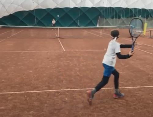 U12 – Fazekas Gabi újra edzésben